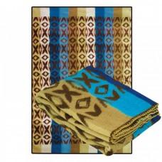Одеяло полушерстяное Ярослав 170х205 диз.6.1