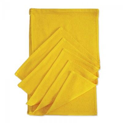 Набор салфеток махровых Ярослав 30х50 желтые