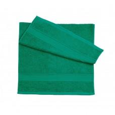 Полотенце махровое Ярослав (400 г/м2) 40х70 зеленое