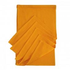Набор салфеток махровых Ярослав 30х50 оранжевые