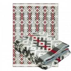 Одеяло полушерстяное Ярослав 170х205 диз.2.3
