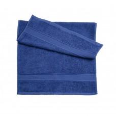 Полотенце махровое Ярослав (400 г/м2) 40х70 синее