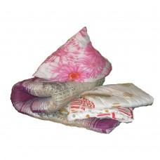 """Комплект спальный для студентов """"Студент Эконом"""" - ватный матрас  70х190, полушерстяное одеяло и подушка"""